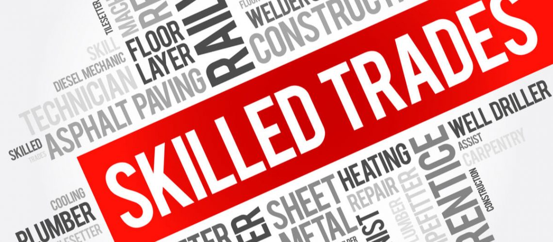 top 10 skilled trades in demand